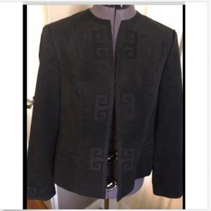 Charley Chang Black Jacket - Medium